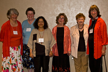 WAWH Past Presidents, 2007